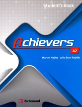 ACHIEVERS A2 STUDENTS BOOK