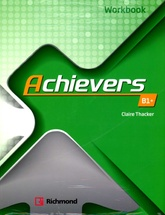 ACHIEVERS B1+ WORKBOOK