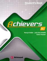 ACHIEVERS B1+ STUDENTS BOOK