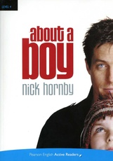 ABOUT A BOY BOOK & CDROM (PEAR 4)