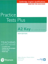 A2 KEY PRACTICE TESTS PLUS NO KEY (ALSO SUITABLE FOR SCHOOLS