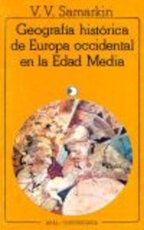 Geografía histórica de Europa occidental en la Edad Media